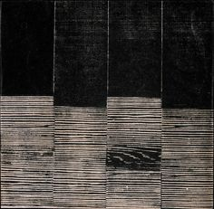 Lygia Pape Untitled (from the series Weaving), 1959