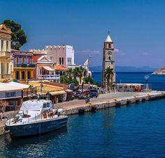 Symi- Greece