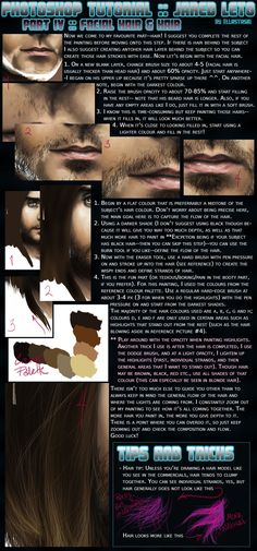 Thank you jared leto for letting me use you as a model anyway, i hope this helps you some. **note i use a custom brush for this tutorial, please see the first tutorial (basics and eyes) for brush i...