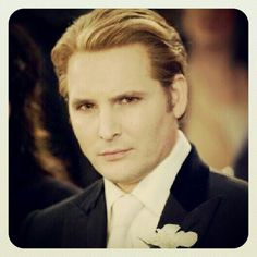 Twilight cast member Peter Facinelli as Carlisle Cullen in Breaking Dawn Pt 1. Love this picture!