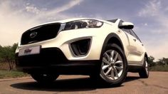 Kia comes to the party in a big way with an excellent sports utility vehicle sporting a new face and build quality that will give other manufacturers a run f. Kia Sorento, Car, Automobile, Vehicles, Cars, Autos