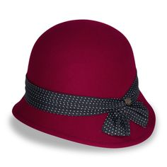 Gorgeous!!! Jessica Rogers Felt Cloche Hat | Goorin Bros. Hat Shop