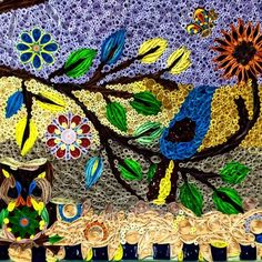 Fantasy Quilling 1 - by: Maya DelValle-The World of Quilling