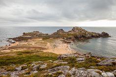 Península del Castro de Baroña Castro de Baroña en Rías Baixas Galicia by machbel