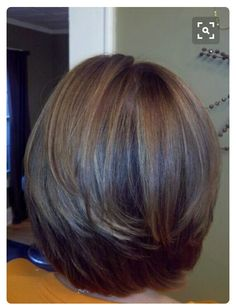 Attractive and Creative Hairstyles for Short Bob Hair - Page 4 of 4 - Fashion Bobs For Thin Hair, Short Hairstyles For Thick Hair, Short Bob Haircuts, Haircut Short, Haircut Medium, Layered Hairstyles, Haircut Bob, Blonde Hairstyles, Trendy Hairstyles
