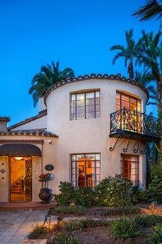 Smith/Sirigo House 1937 - San Diego historical landmark