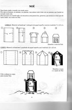 livroArca de Noé dobraduras - Adriana Ribeiro - Álbuns da web do Picasa