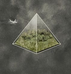 pyramid / triangle