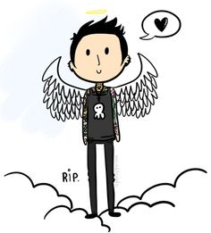 i love you <3 Mitch Lucker RIP