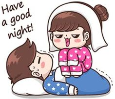 ⚡ come on Lets go rest Baby. To stop us from loving each other 😚. Good night and sweet dreams BABYGIRL. A sweet good nightkiss on the forehead) 🌩️ Cute Chibi Couple, Love Cartoon Couple, Cute Love Cartoons, Cute Cartoon Girl, Cute Couple Art, Cute Love Pictures, Cute Cartoon Pictures, Cute Love Gif, Cute Couple Drawings