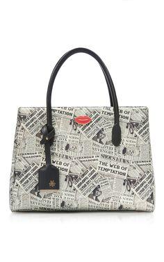 Poitier Tote by CHARLOTTE OLYMPIA for Preorder on Moda Operandi Novelty  Handbags 485ff7f609b20