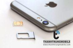 Sửa iPhone 6 6S 6 Plus 6S Plus không nhận sim