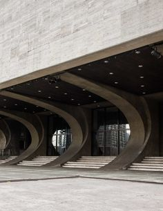 The Tanghalang Pambansa is a theater and an office building located in the Cultural Center of the Philippines Complex in Manila, Philippines. Filipino Architecture, Constructivism, Concrete Design, Brutalist, Interior Architecture, Philippines, Brick, Art Deco, Building