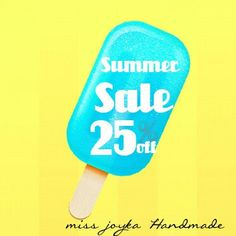 Labor day started at miss Joyka. Some of my designs will be on %25 sale until 4 sept. Enjoy your summer Xx Arma