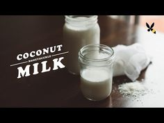 How To Make Your Own Coconut Milk | FitFoodHouse
