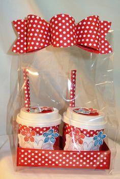 Valentine Mini Cups & Card
