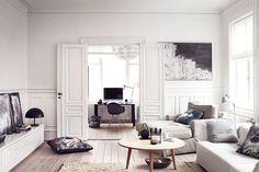 Apartamento em Copenhague, na Dinamarca