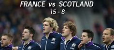 France defeated Scotland during the first round of the 2015 6 Nations Championship.   The French didn't need to score a single try to beat Scotland, as Camille Lopez scored all 15 points with his foot  #Rugby #NiagaraFalls #OvalBalls #RugbyUnion #DocMagilligans #France #Scotland