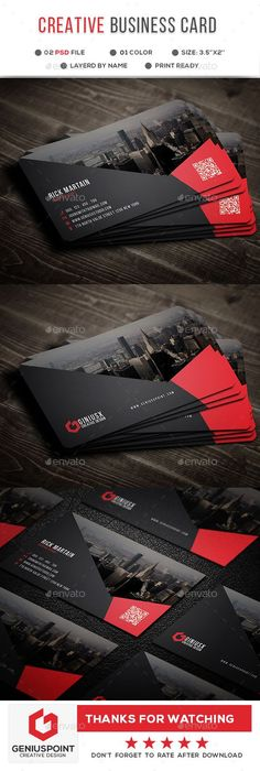 #Creative #Business #Card - Creative Business Cards