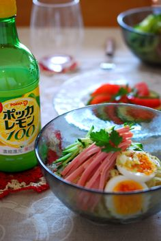 冷やし中華 レモン香味ソース  http://www.roomflavor.com/room.php?8387
