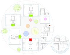 Gallery Of Infant School Student In Vereda / Rueda Pizarro Arquitectos    12. Nursery SchoolFloor PlansInfantsKindergartenArchitectural ...