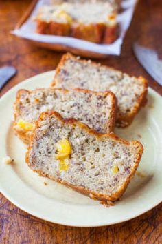banana bread Archives - Averie Cooks