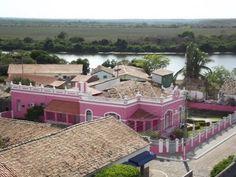 Casa Rosada - Prefeitura Municipal de Barras - PI