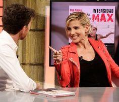 """Ayer líder de audiencia """"El hormiguero"""" de Antena 3 con Elsa Pataky hablando de su libro #intensidadmax Podéis ver un extracto aquí..."""