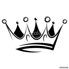 Simple Crown Drawings Tattoos I Want In 2019 Pinterest Crown
