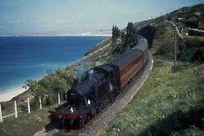 4564 Carbis Bay 9/61 - Colour-Rail Slide BRW264