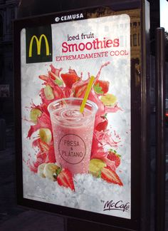 """MD DONALDS SMOOTHIES FRESA"" Ola 252   14/Jul/2014"