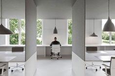 Afbeeldingsresultaat voor minimalistisch kantoor