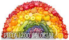 Dieta de 1200 Calorias