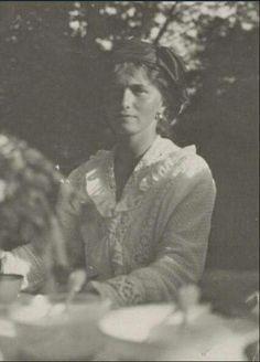 "Grand Duchess Olga Nikolaevna Romanova of Russia in 1914. ""AL"""