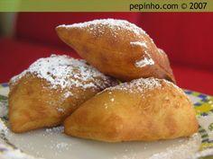 i-Recetas: Buñuelos al estilo de Nueva Orleáns (Beignets)