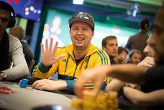 Ivan Tononi, recordman des ITM au #WPODublin. #Poker Dublin, Poker, Belle Photo, Captain Hat
