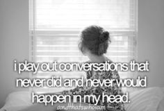 @elisabethyeck78 I think we both do this, and we even talk about them sometimes. :) It's fun to do that with you. :)