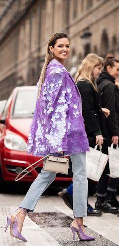 Lace Skirt, Sequin Skirt, Sari, Sequins, Street Style, Skirts, Fashion, Saree, Moda