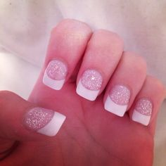 Prom nails 2014