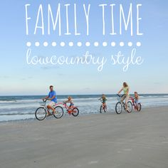 Have the best family vacation ever. #palmettodunes #hiltonhead #familytravel