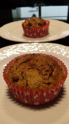 Havermoutmuffins met appel en kaneel | ontbijtmuffins-Voedzaam en Snel
