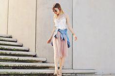Aktuelle Mode- & Fashion-Trends im Blog von Vicky Wanka entdecken ♥ Lieblingskleidungsstück Tüllrock ♥ Blogwalk.de