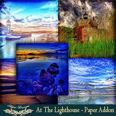 Lighthouse, My Design, Paper, Painting, Art, Art Background, Light House, Painting Art, Kunst