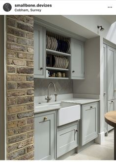 Full size of images table storage design small decorating ideas hacks devizes chairs designs decor and Shaker Kitchen, New Kitchen, Kitchen Redo, Kitchen Stuff, Kitchen Ideas, Smallbone Kitchens, Cottage Kitchens, Dream Kitchens, Vintage Chairs