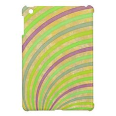 fancy swirl colorful design to brighten the day iPad mini cover - fancy gifts cool gift ideas unique special diy customize
