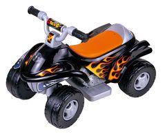6V 4 x 4 Power ATV Ride On Toy