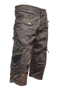 e20bb4e499 Durable strong material 3/4 pants which are perfect for festivals and daily  life adventures