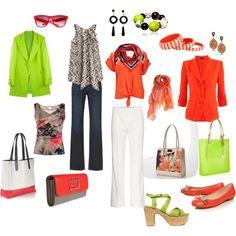 My Spring Wardrobe by j9go on Polyvore featuring moda, H&M, Kaliko, Wallis, Riani, MaxMara, Hudson Jeans, Nine West, Carvela and Dana Buchman