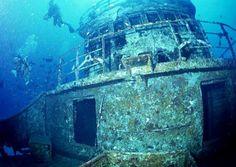 Chuuk, the world's best shipwreck diving destination