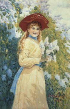 Syrenprinsessan, 1904 Jenny Nyström-Stoopendal